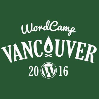 WordCamp Vancouver 2016