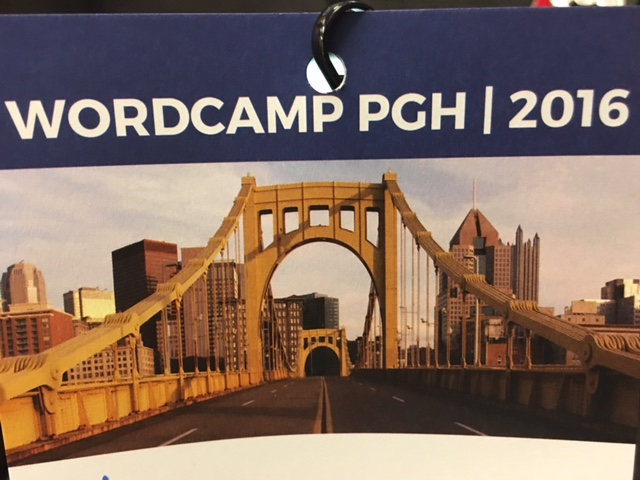 wordcamp pittsburgh 2016