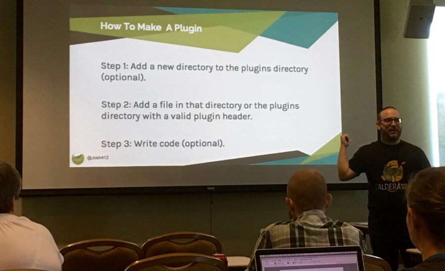 Josh Pollock - How to Make a Plugin