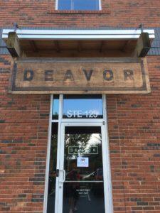 deavor coworking space