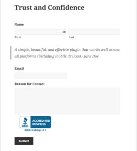 trust-confidence