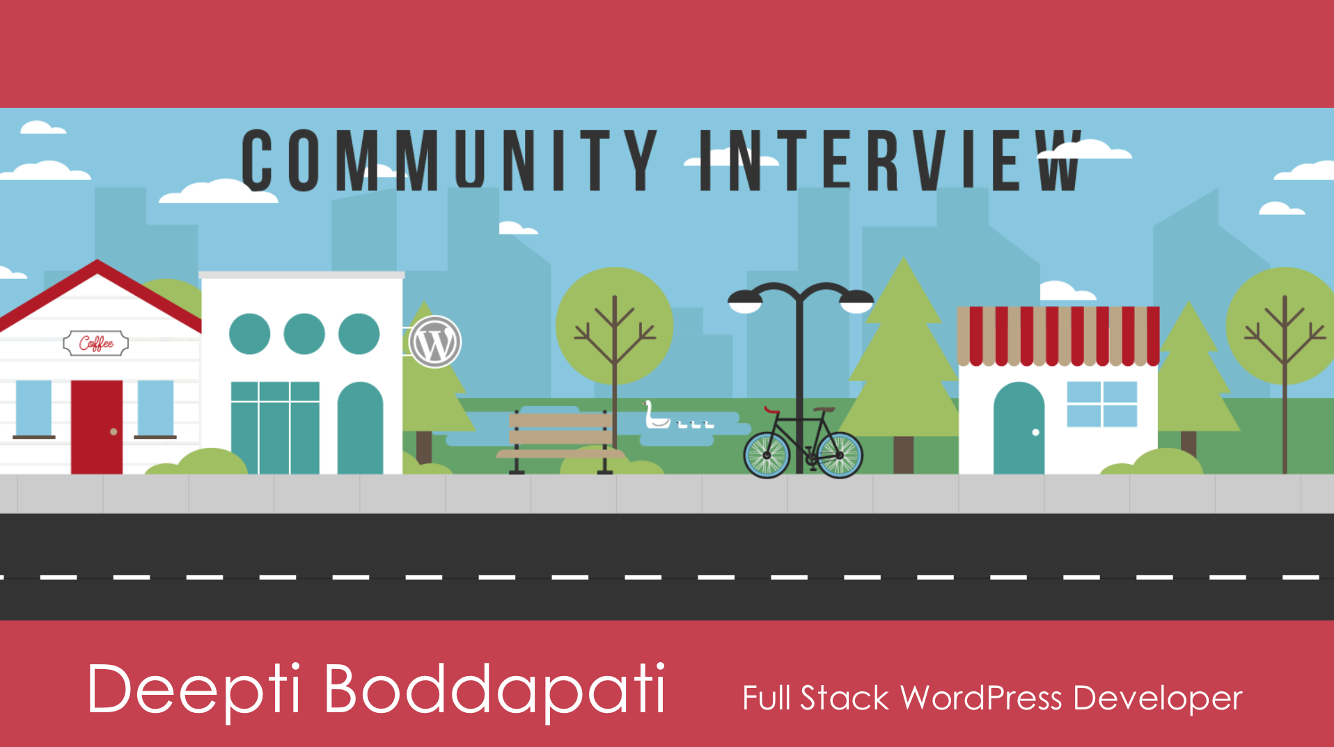 Deepti Boddapati - WordPress Developer