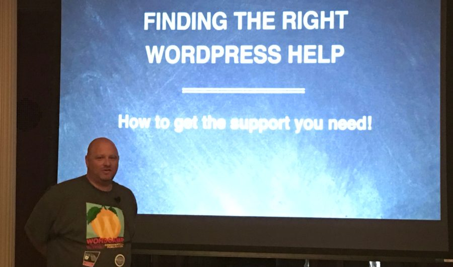 Rich Robinkoff | Finding the right WordPress help