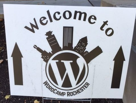 Wordcamp Rochester 2016