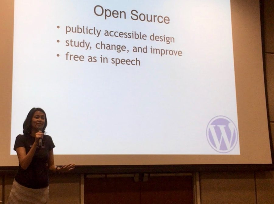 Presentation by Josepha Haden at WordCamp Omaha 2016