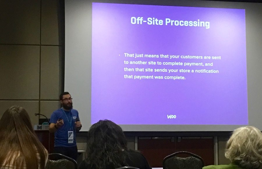 Presentation by Andy Wikel at WordCamp Omaha 2016