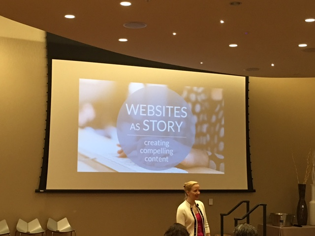 Diane Whiddon | Websites as Story