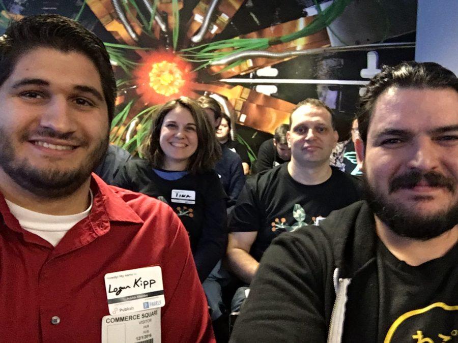 WordCamp US 2016 | Logan Kipp | Tina Todorovic | Dejan Markovic | James Tryon