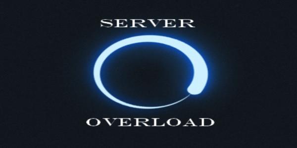 DDoS attacks cause server overload