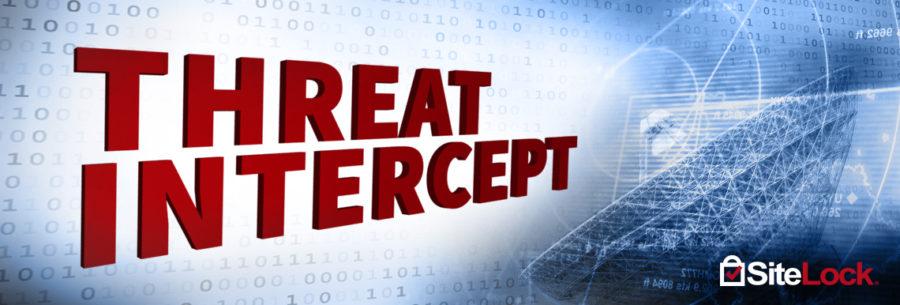 SiteLock Threat Intercept