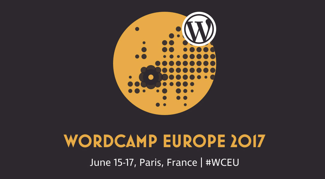 WCEU WordCamp Europe 2017