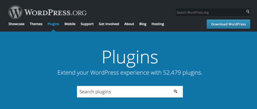 A Short History of the WordPress Plugin – The SiteLock Blog