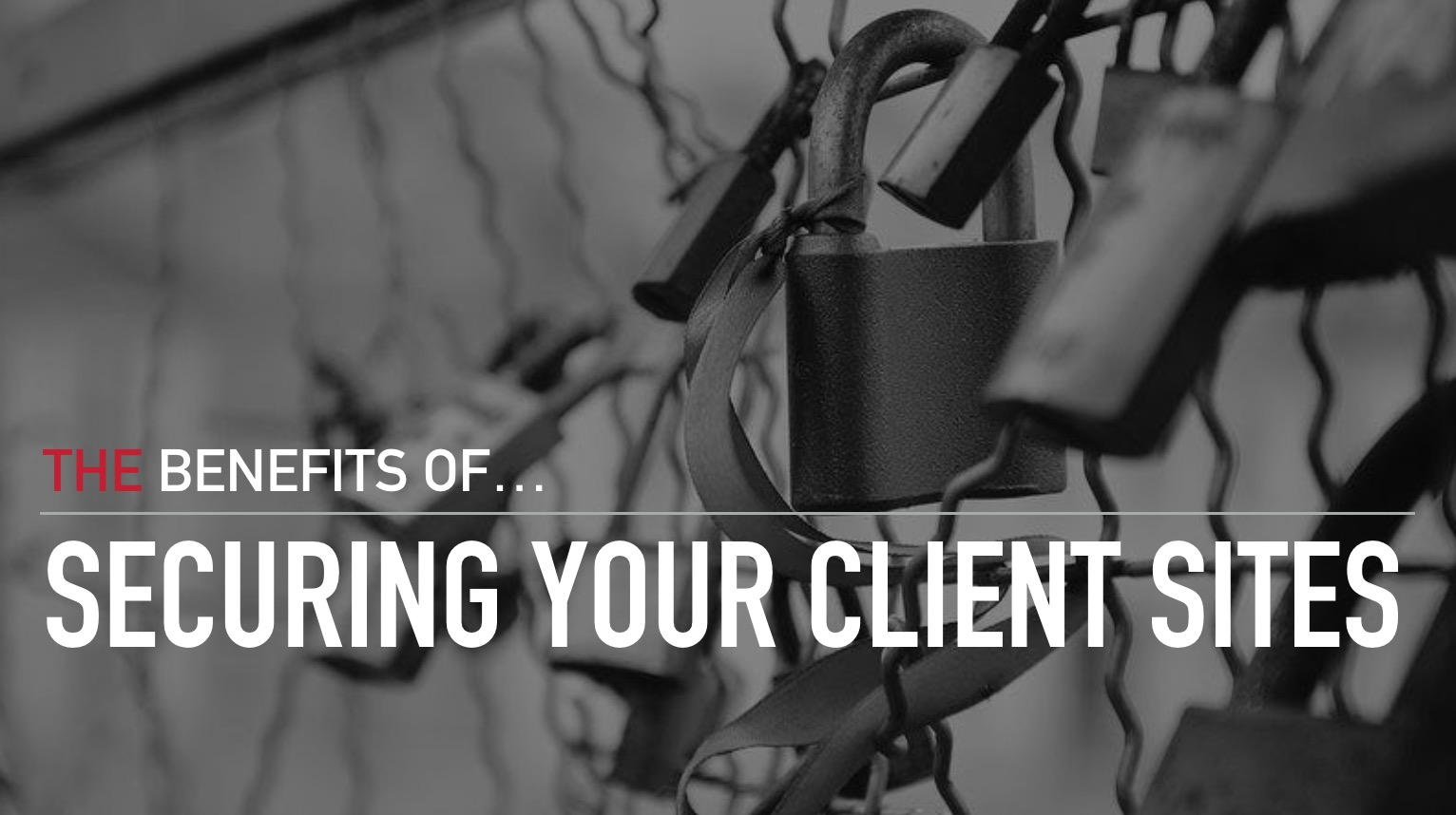 Benefits of Securing Your Client Websites