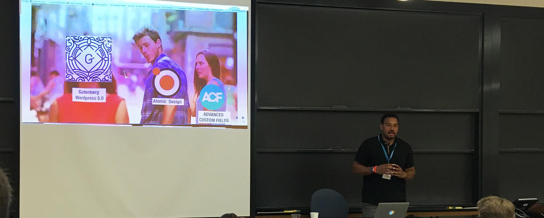 Joshua Giowaya, WordCamp St Louis 2018