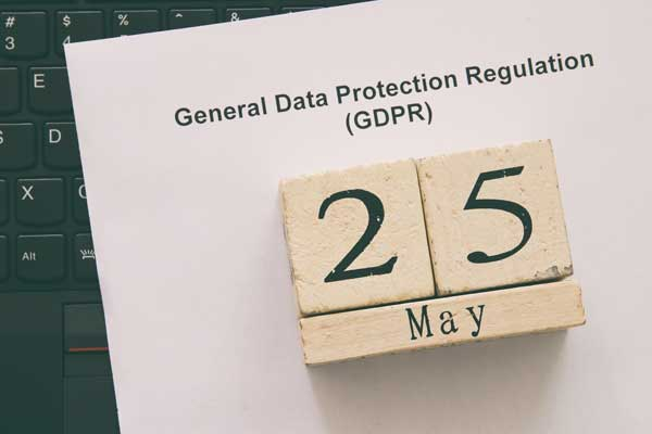 GDPR date countdown