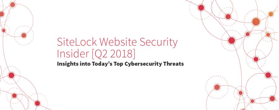 SiteLock Website Security Insider Q2 2018