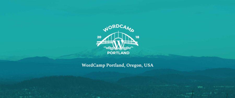 WCPDX 2018 recap