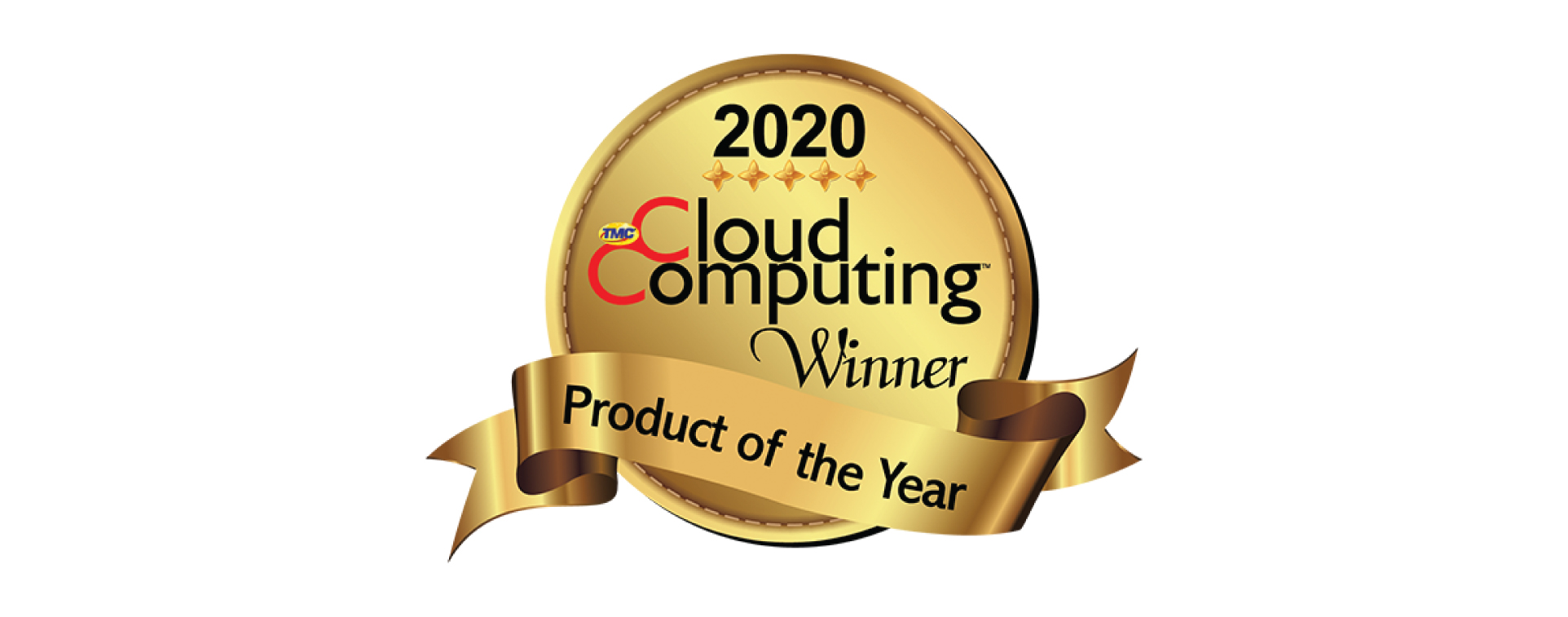 2020Cloud Computing Winner - Product of the Year