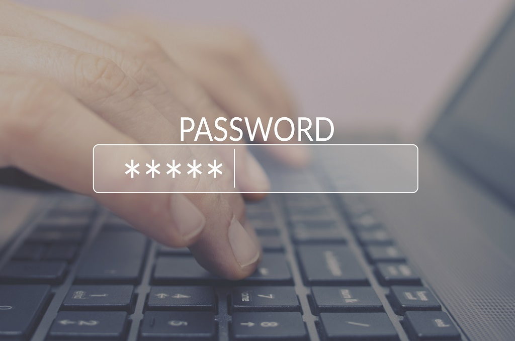 how to share a secure password without fear.