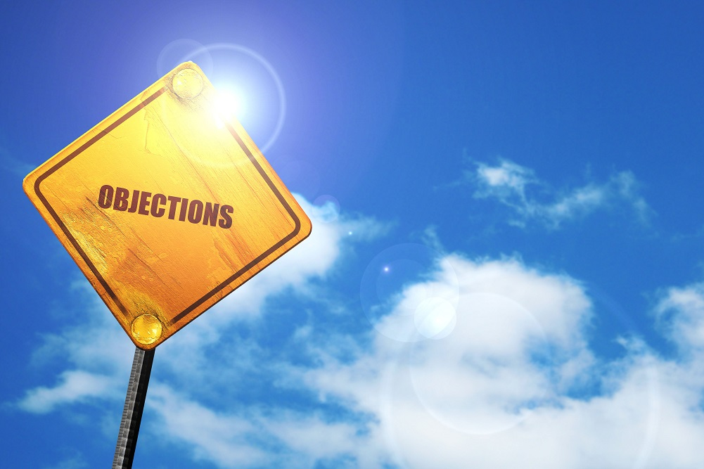 Overcoming sales objections when selling cybersecurity.
