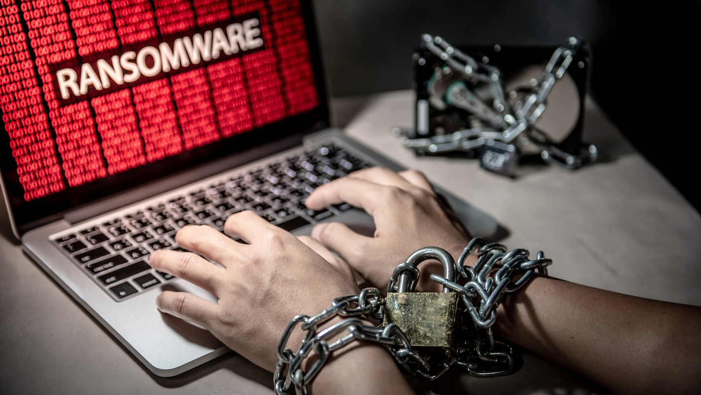 Ransomware attacks take the global state