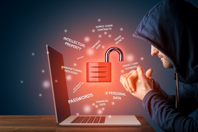 what does a company do after a data breach?
