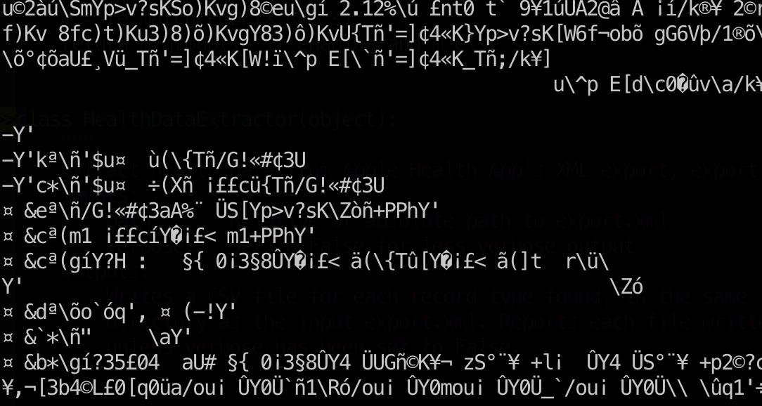 Gibberish Code