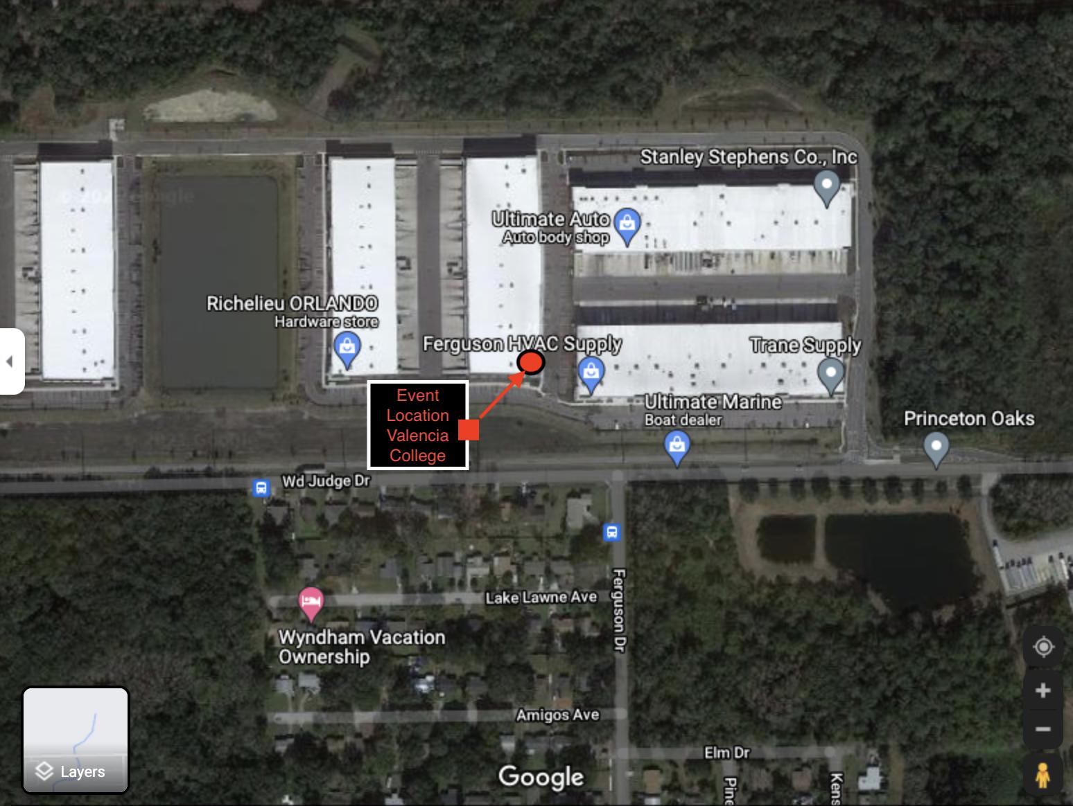 AWS Central Florida-Orlando Section October Meeting Announcement