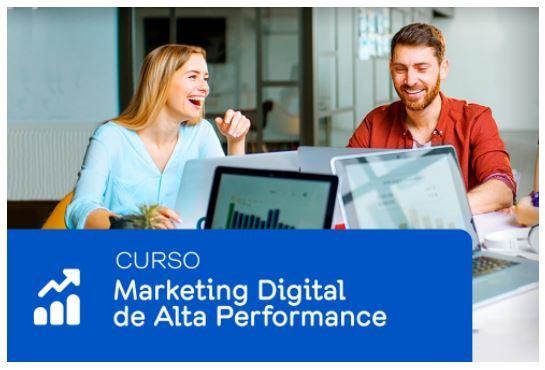 Curso de Marketing Digital de Alta Performance