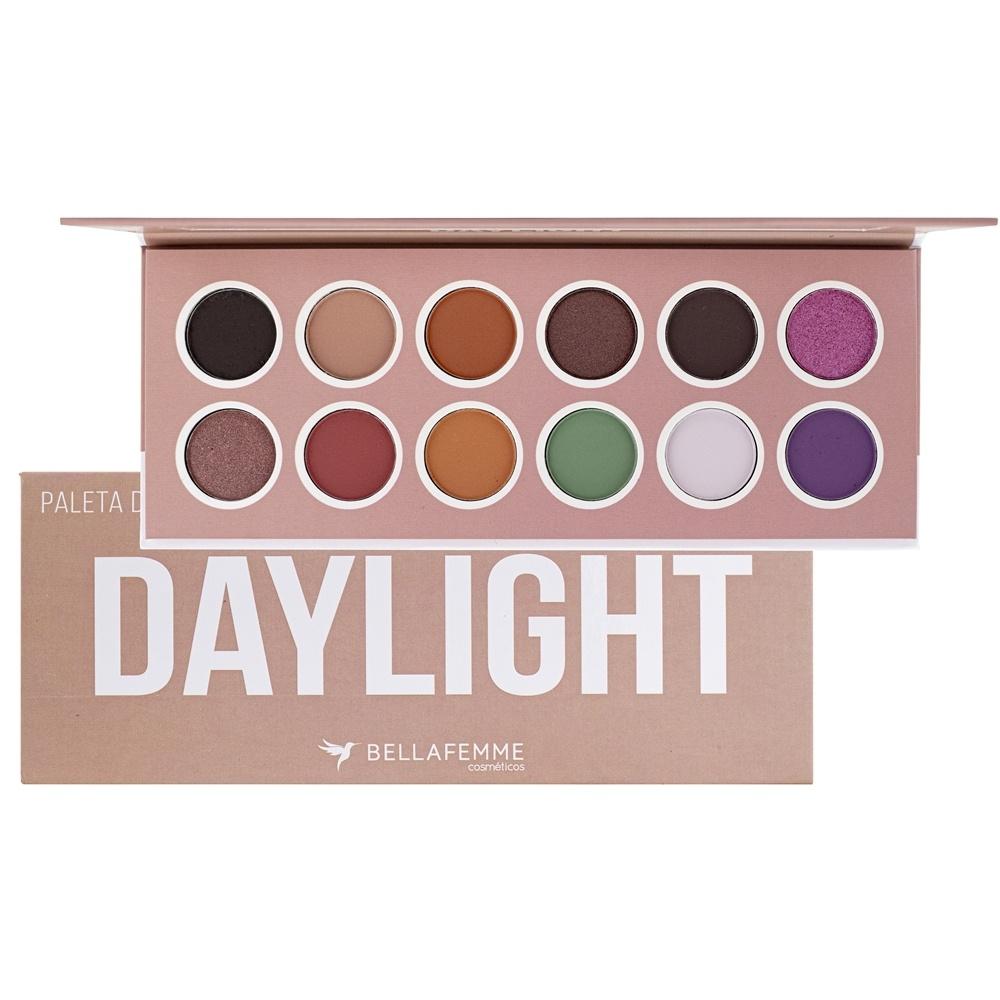 Paleta De Sombras Daylight - Bella Femme