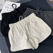 shorts de algodao