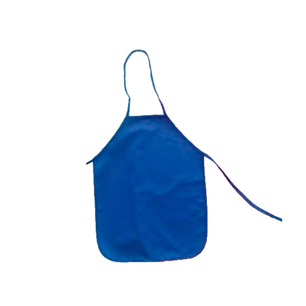 Avental plástico para pintura Liso Grande