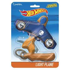 Avião Light Plane Hot Wheels - Candide
