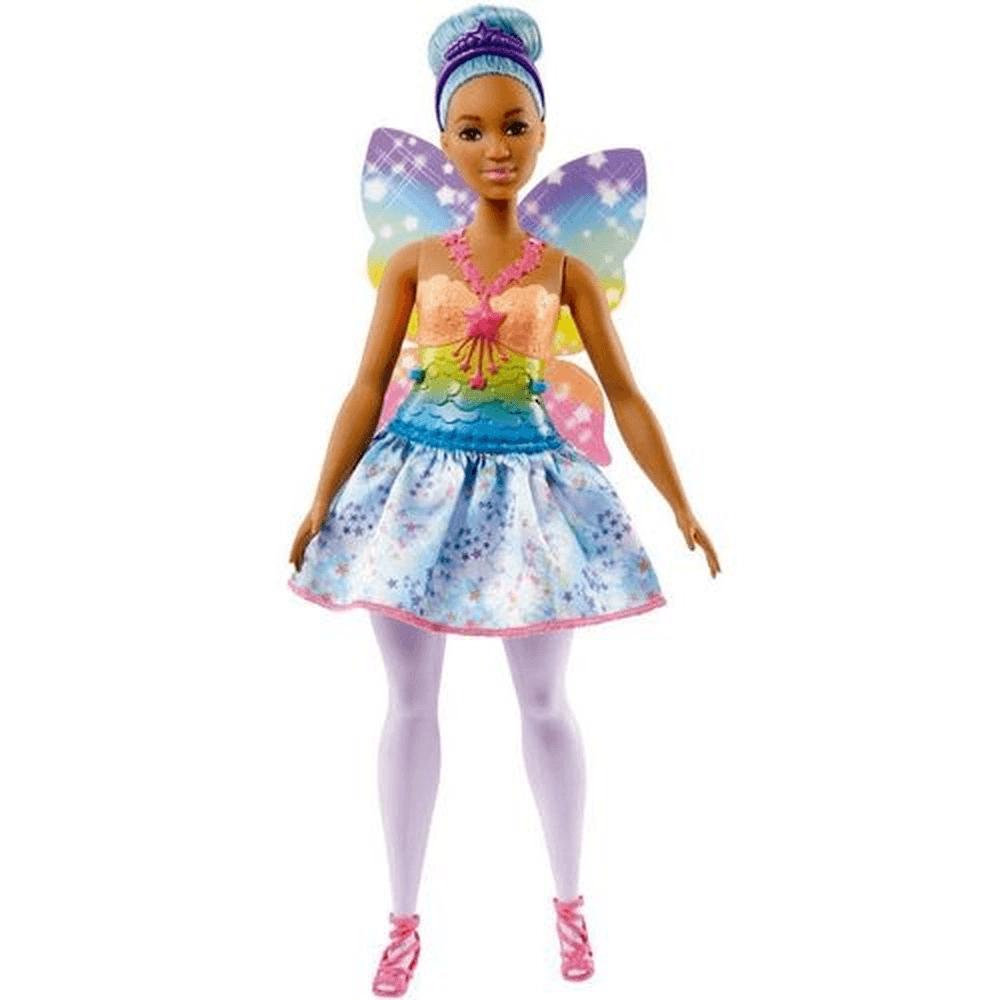 Barbie Fada Dreamtopia Cabelo Azul - Mattel
