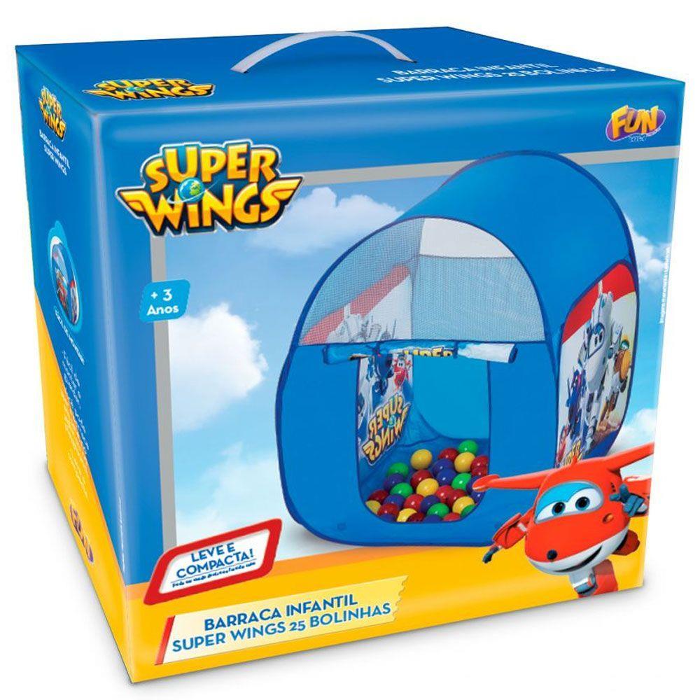 Barraca Super Wigs 80 cm - Fun