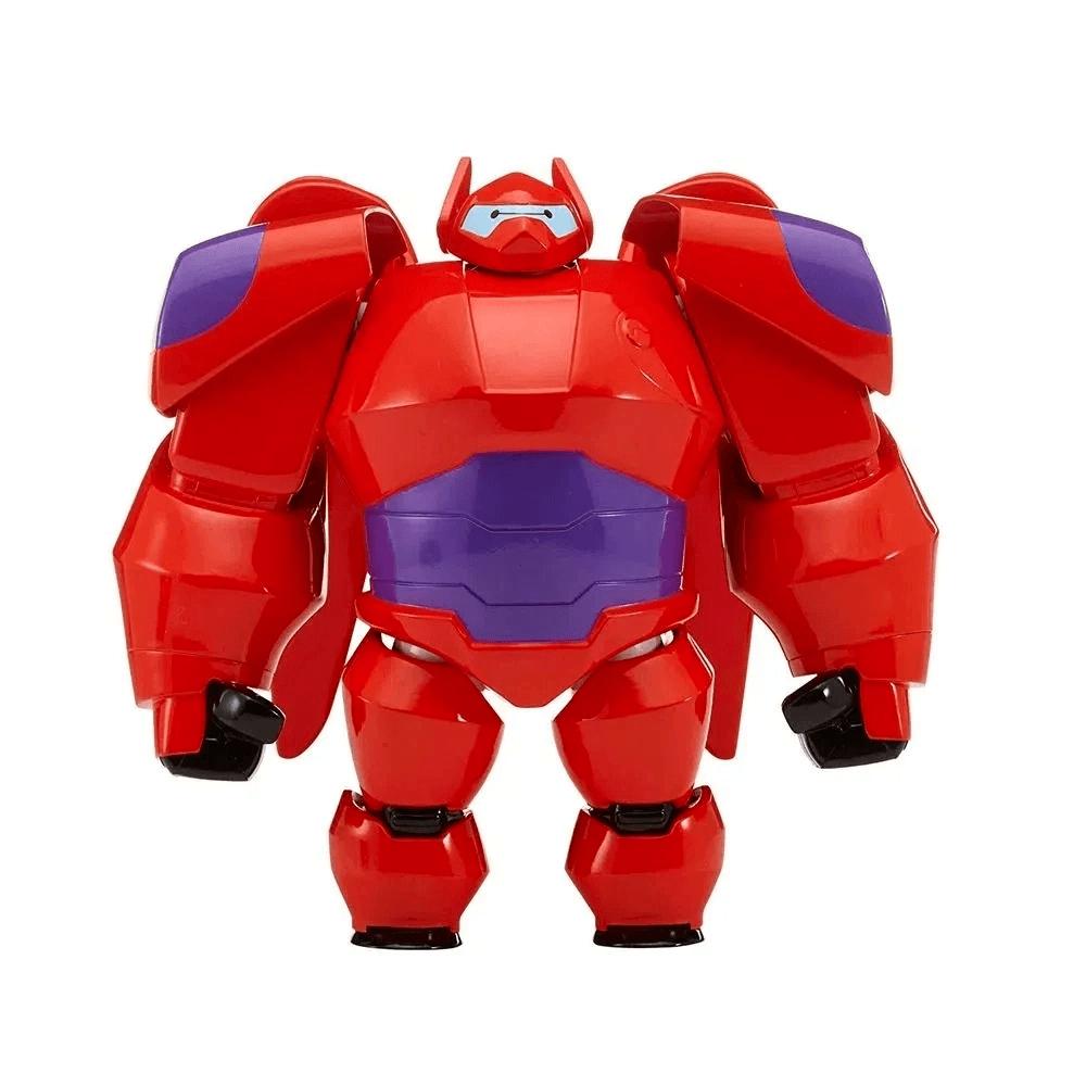 Big Hero 6 - Boneco Baymax Armadura Transformação - Sunny