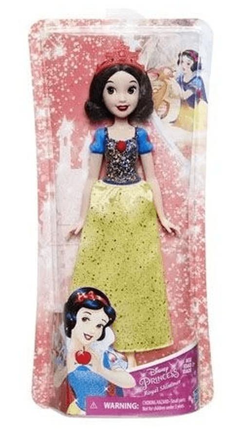 Boneca Clássica - 30 Cm - Princesas Disney - Branca de Neve - Brilho Real - Hasbro
