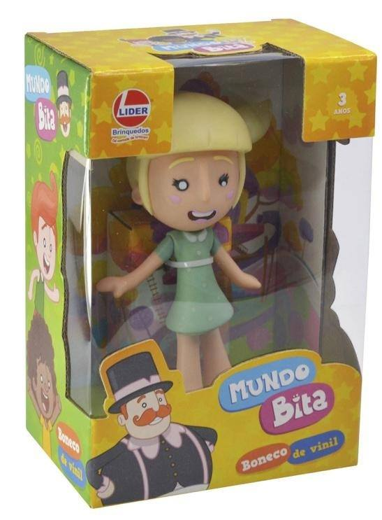 Boneca Lila - Mundo Bita