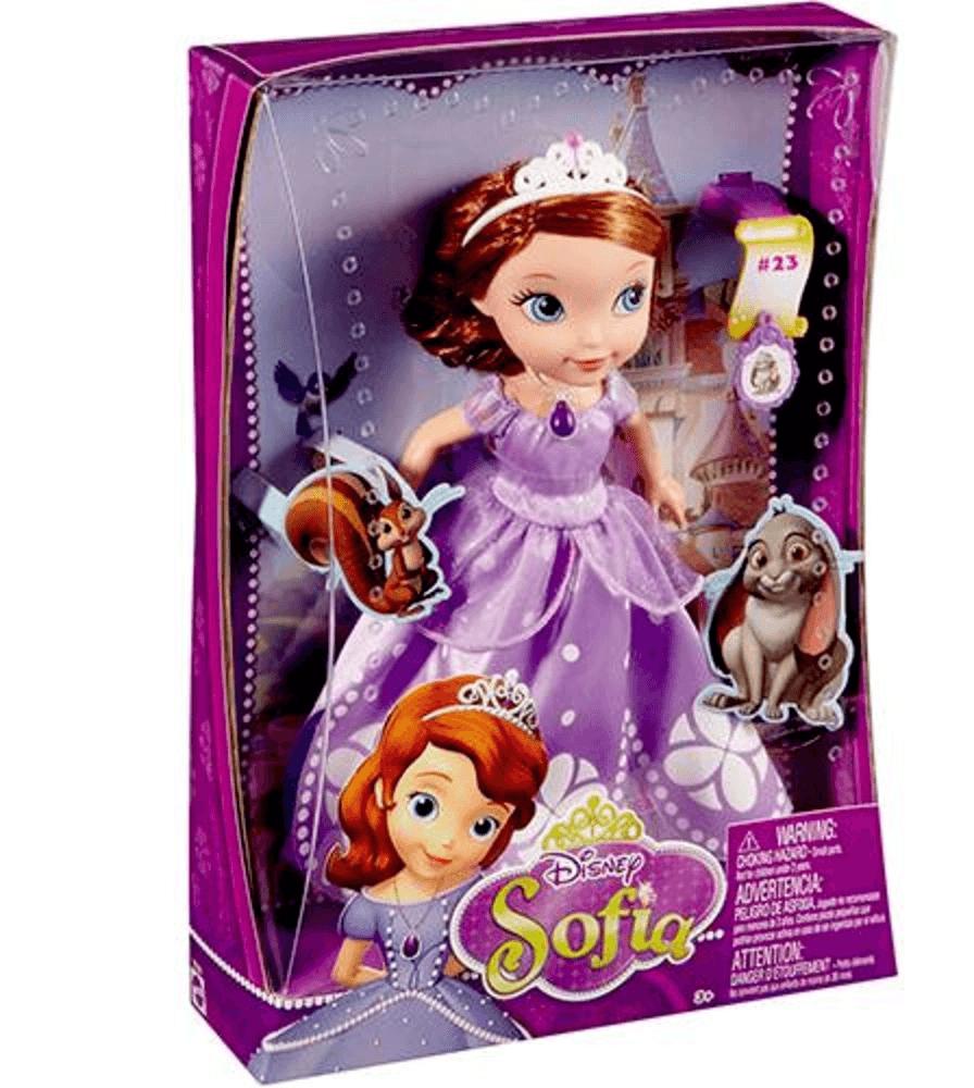 Boneca Princesa Sofia Disney - Mattel