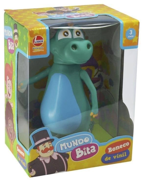 Boneco Argo - Mundo Bita