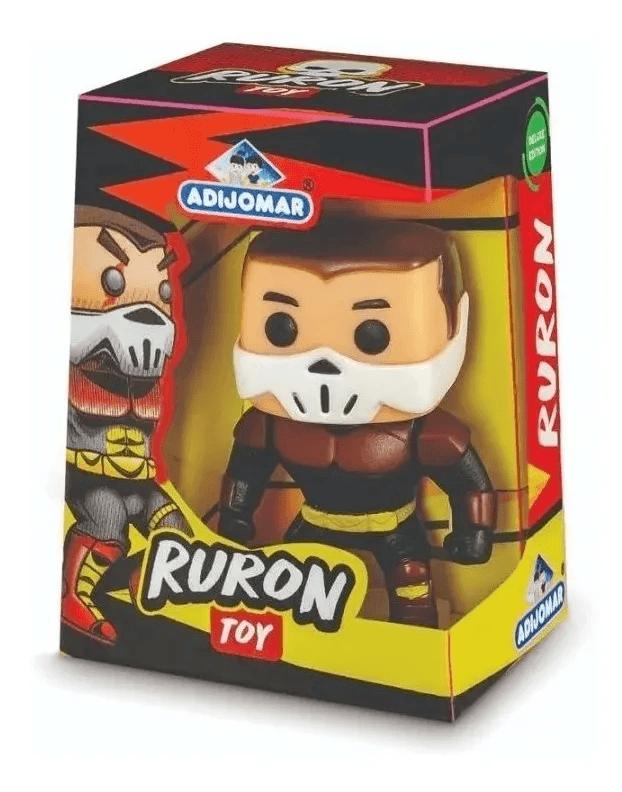 Bonequinho Deluxe Edition Mini Ruron Toy, Adijomar