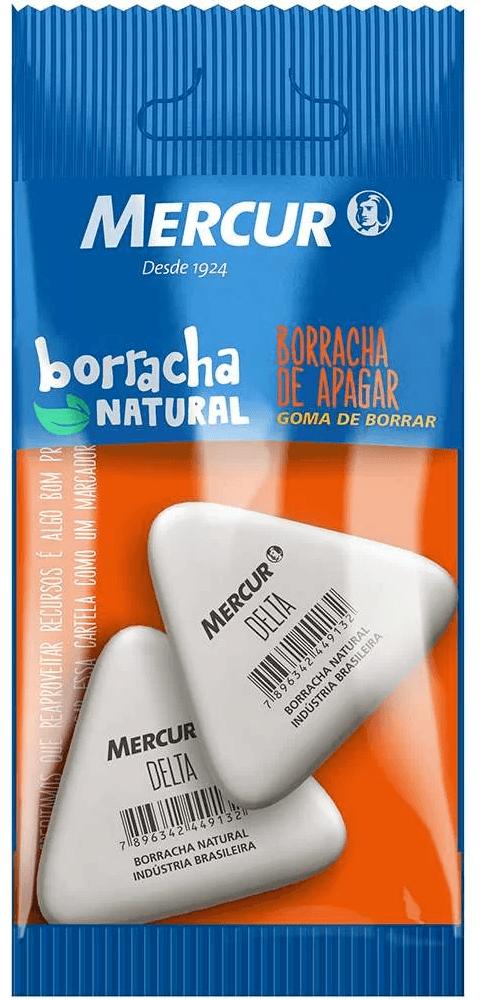 Borracha branca Delta B01010301039 Mercur BT 2 UN