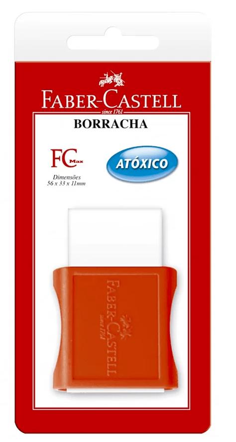 Borracha c/ cinta Max grande SM/107012 Faber Castell BT 1 UN