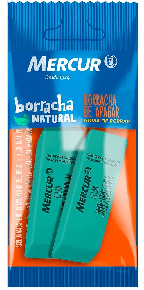 Borracha clean pull pack B01010301010 Mercur BT 2 UN