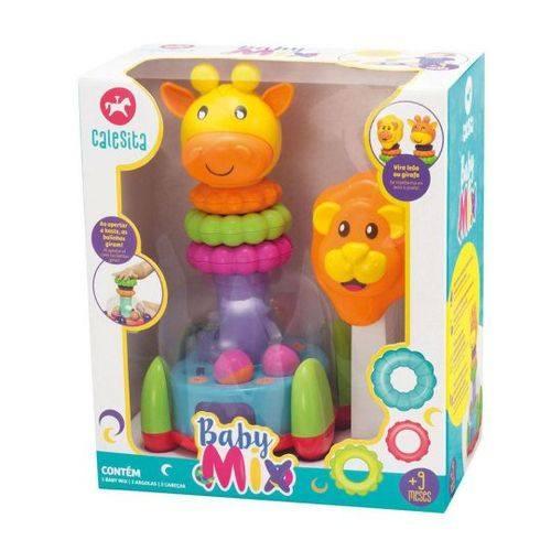 Brinquedo De Encaixe Baby Mix - Calesita