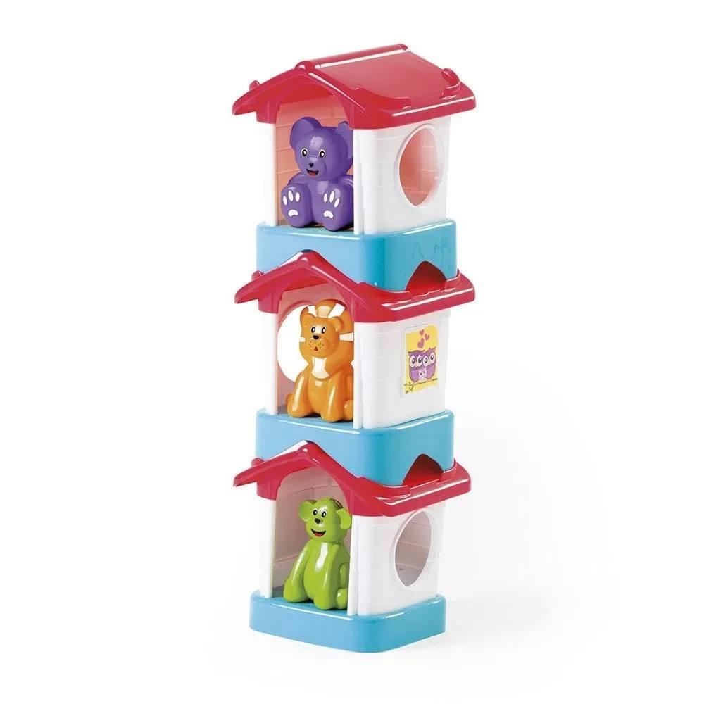 Brinquedo Pedagógico - Home Pet - Calesita