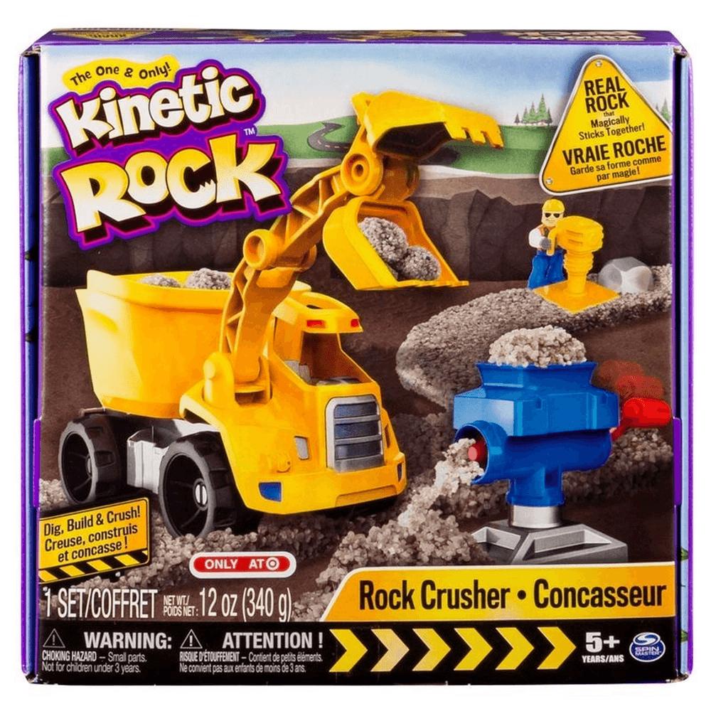 Brinquedo Triturador Massa Pedra Sunny