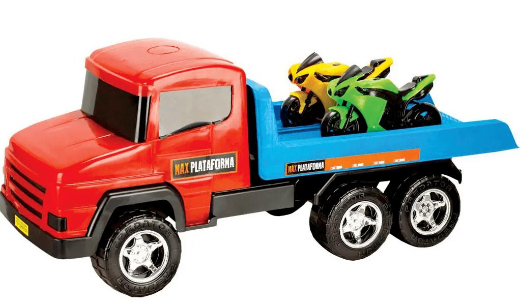 Caminhão Adijomar Max Plataforma