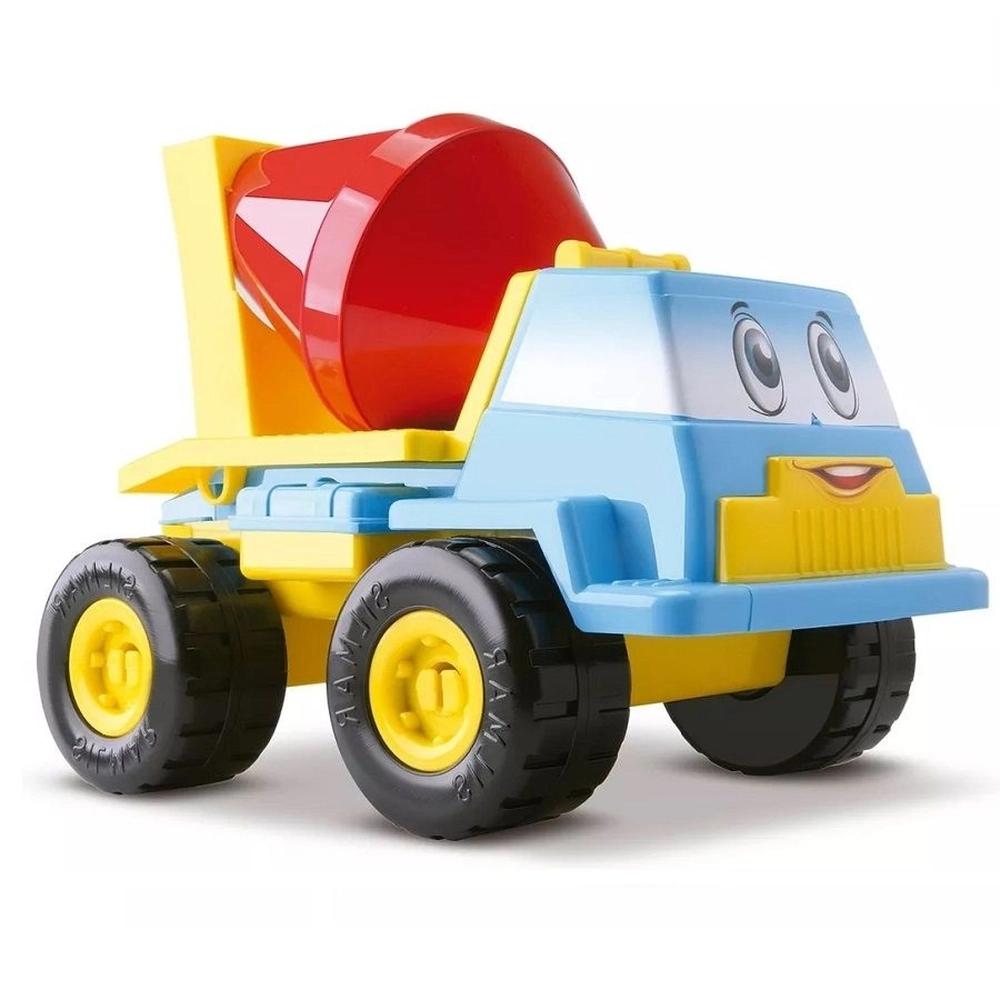 Caminhão Betoneira Baby Start - Silmar Brinquedos