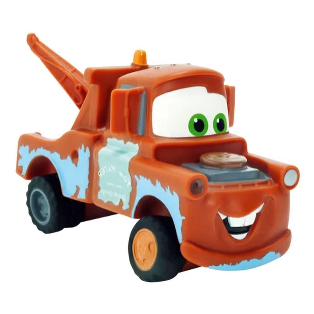 Carrinho de Vinil Carros Tow Mate - Série Especial - Lider Brinquedos